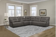 Power Dual Reclining Loveseat With Power Headrest and Usb