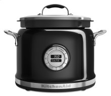 4-Quart Multi-Cooker - Onyx Black