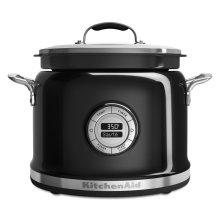 4-Quart Multi-Cooker - Onyx Black