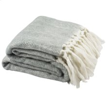 MAGALI THROW - Grey