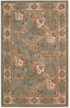 Heritage Hall He25 Bl Rectangle Rug 5'6'' X 8'6''