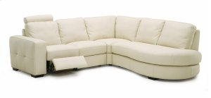 Push Reclining Sectional