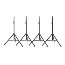 Professional Speaker Stand (4-Pack)
