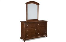 Impressions Dresser with Mirror