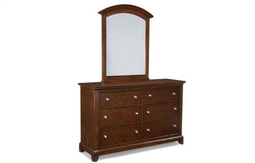 Impressions Dresser with Mirror