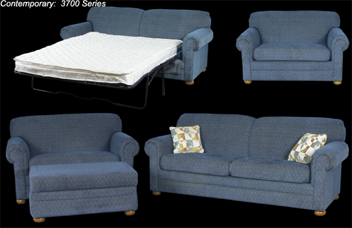 ... Sleepers; Bestcraft Furniture 3725. 3725 Full Sleeper · 3725 Full  Sleeper