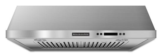 Stainless Steel KitchenAid® 30'' Under-the-Cabinet 600 CFM Architect® Series II