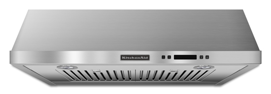 Stainless Steel KitchenAid® 30'' Under-the-Cabinet 600 CFM Architect® Series II