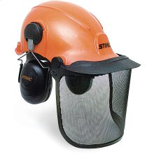 Help protect your most valuable resources with the STIHL forestry helmet system.