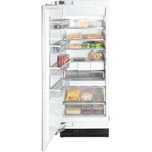 MieleF 1813 Vi MasterCool freezer with high-quality features and maximum storage space for increased convenience.