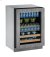 """Additional 2000 Series 24"""" Beverage Center With Integrated Frame Finish and Field Reversible Door Swing (115 Volts / 60 Hz)"""