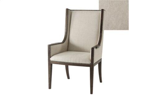 Aston Dining Chair, #plain# - Dark Echo Oak