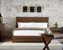 Industrial Framework Bedroom