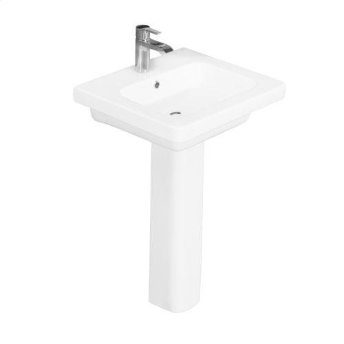 Resort 650 Pedestal Lavatory - Single-Hole