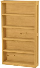 Wide Bookcase, Tall Product Image