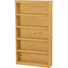 Wide Bookcase, Tall