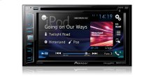 "DVD Receiver with 6.2"" Display, Bluetooth®, Siri® Eyes Free, SiriusXM-Ready™, Spotify®, and AppRadio One™"