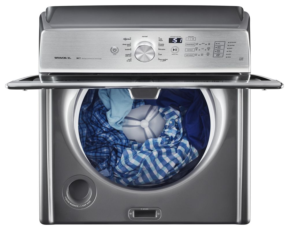 Get Maytag Full Size In Ma Top Load Washers Mvwb835dw