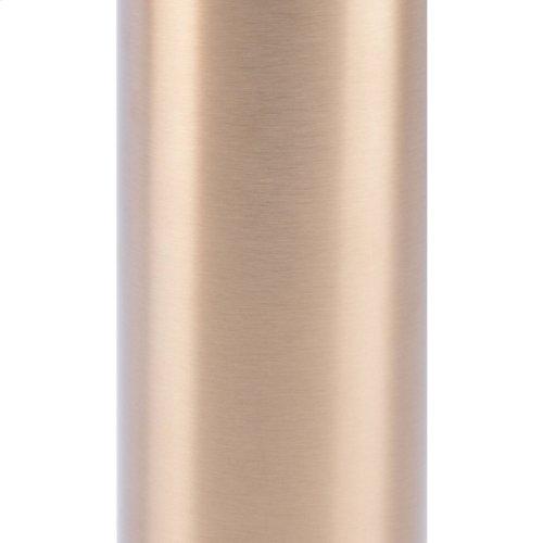 Cilinder Candle Holder Lg Gold