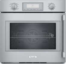 30-Inch Professional Single Wall Oven with Left-Side Swing Door POD301LW
