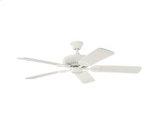 "Sutter Place 52"" Collection 52 Inch Sutter Place Fan SNW"