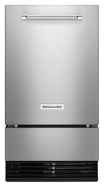 18'' Automatic Ice Maker with PrintShield Finish