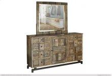 8 Drawer, 1 Door Dresser