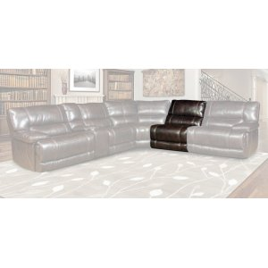 Pegasus Nutmeg Manual Armless Recliner