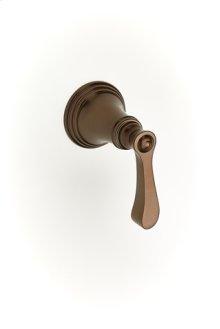 Berea Volume Control and Diverter Trim - Bronze