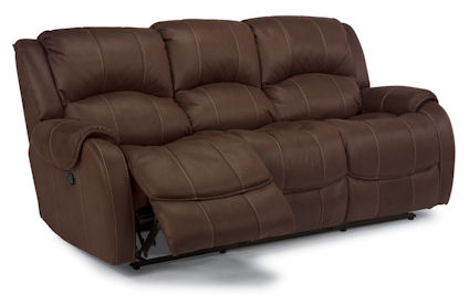 Pure Comfort Double Reclining Sofa