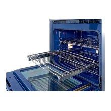 """36"""" Full-extension ball-bearing oven rack"""