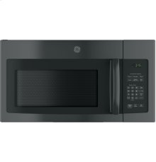 JNM3163DJBB*** GE® 1.6 Cu. Ft. Over-the-Range Microwave Oven with Recirculating Venting