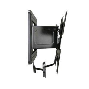 """Black Super Slim Full-Motion Mount for 32"""" - 50"""" flat-panel TVs"""