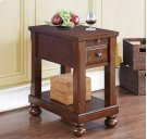 Chairside Table W/power Outlet Product Image