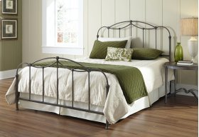 King Headboard and Footboard - Affinity