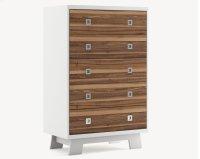 Pomelo 5 Drawer Dresser Product Image