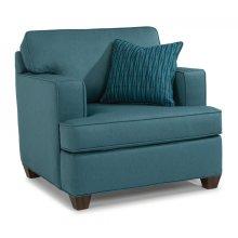 Pierce Fabric Chair