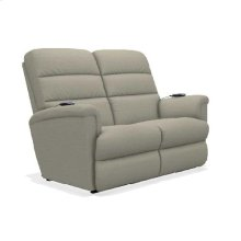 Tripoli Power Wall Reclining Loveseat w/ Headrest & Lumbar