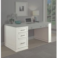 Catalina 60 in. Writing Desk Pedestals Product Image