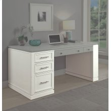 Catalina 60 in. Writing Desk Pedestals