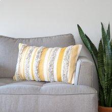 Zander Pillow - Gold / Small