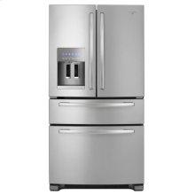 Gold® ENERGY STAR® qualified 25 cu. ft. 4-Door French Door Refrigerator