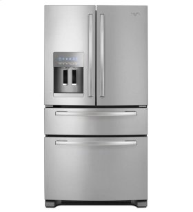 Gold® ENERGY STAR® qualified 25 cu. ft. 4-Door French Door Refrigerator