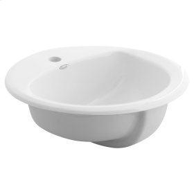 Rondalyn Counter Top Bathroom Sink  American Standard - Linen