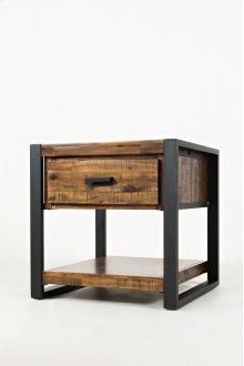 Loftworks End Table W/drawer