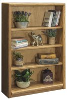 """Contemporary 48"""" Bookcase Product Image"""