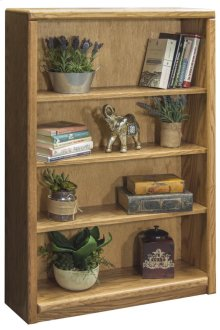 "Contemporary 48"" Bookcase"