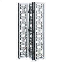 "3-Panel Room Divider Screen 72"" x 16"""