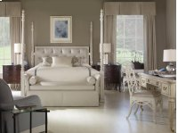 Poster Bed With Uph Headboard King Size 6/6 Product Image
