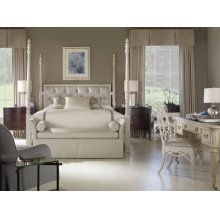 Poster Bed With Uph Headboard King Size 6/6